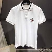 givenchy star polo t shirt  013