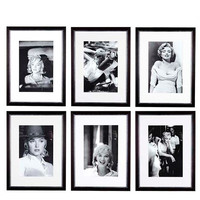 Eichholtz Marilyn Monroe Prints (set of 6)