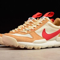 Tom Sachs x NikeCraft Mars Yard 2 0 AA2261 100 250 Women And Men Sneaker