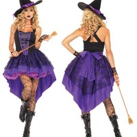 Sexy Adult Witch Halloween Costume