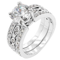 Eleanor Engagement Ring, size : 05