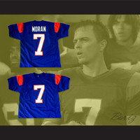 Alex Moran 7 Blue Mountain State TV Show Football Jersey New Any Size