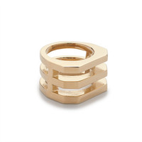 J.Crew Womens Sliced Ring