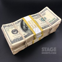 $30,000 Blank Filler 2000s Style Aged Stacks