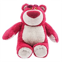 Disney Store Toy Story Lotso Scented Medium Push New with Tag