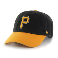 MLB 47 Brand Pittsburgh Pirates Clean Up Adjustable Hat