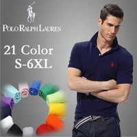 Ralph Lauren Men Classic Polo Shirts 2XL-6XL