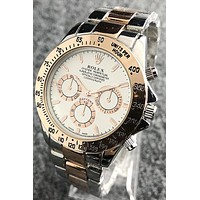 8DESS Rolex Woman Men Fashion Quartz Classic Wristwatch Watch