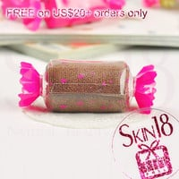 Freebies for US$20+ Order Only - Candy Towel (Chocolate)