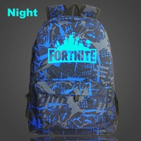 Cool Backpack school NEW game fortnite backpack fortnite battle royale school backpack for cool boy travel bag AT_52_3