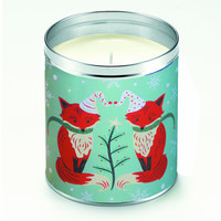 Johanna Parker The Red Foxes Candle