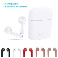 A pple 7 Air pods Mini Wireless In-ear Bluetooth Headphones Headsets+Charger Box