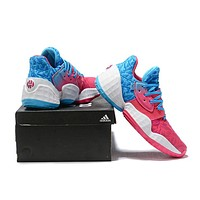 Adidas Harden Vol.4 - Pink/Royal Blue
