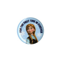 Disney Frozen Anna First Time Forever Pin