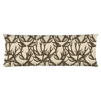 Deer Disorder Body Pillow