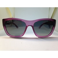 RAY BAN RB4194 sunglasses woman lenses crystal sunglasses sonnenbrille