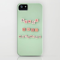 dance like no one is watching iPhone & iPod Case by Shannonblue