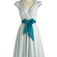 Have the Dance Floor Dress in Teal