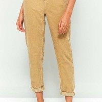 BDG Mom Sand Corduroy Jeans | Urban Outfitters