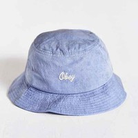 OBEY Bleeker Bucket Hat- Blue One