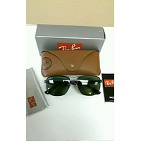 Cheap New Authentic Ray Ban 3533 Steel Man Polarized Aviator Sunglasses Retail $185!! outlet