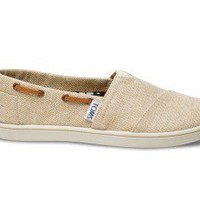 Natural Burlap Bimini Youth Classics