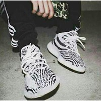 ADIDAS YEEZY 350 mesh breathable casual wild sports shoes #8