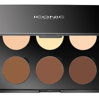 Multi use cream contour palette