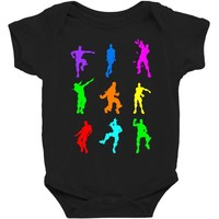 Fortnite Dance Baby Bodysuit
