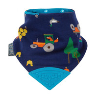 Kalencom Cheeky Chompers Neckerchew 2-in-1 Teething Bandana Bib - Reynard Farm
