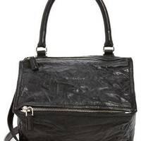 Givenchy 'Small Pepe Pandora' Leather Shoulder Bag | Nordstrom