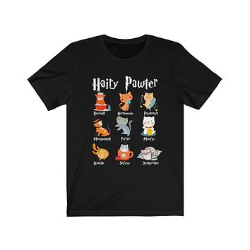 Hairy Pawter Funny T-Shirt