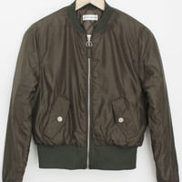 Kennedy Bomber Jacket