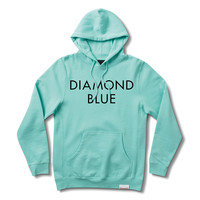 Diamond Supply Co. - Diamond Blue Hoodie - Diamond Blue