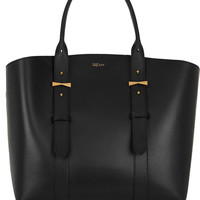 Alexander McQueen - Legend large leather tote