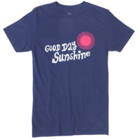 Altru Apparel Good Day Sunshine tee with puffy ink.