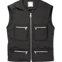 Wooyoungmi - Padded Textured-Shell Gilet