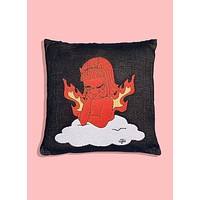 Heaven Can Wait Throw Pillow
