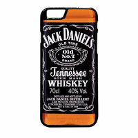 Jack Daniels Whiskey iPhone 6 Plus Case