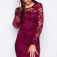Kaiden Lace Dress