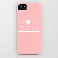 Mean Girls Quote iPhone & iPod Case by TurquoisedHearts