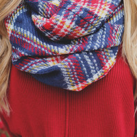 Northern Coast Infinity Scarf