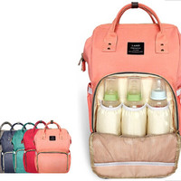 Mom Backpack Diaper Bag by Baby in Motion