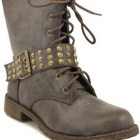 Nature Breeze Harley-13 Motorcycle Boots