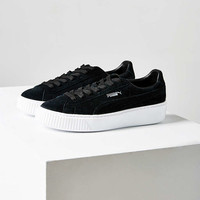 Puma Suede Platform Sneaker - Urban Outfitters