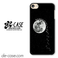 Panic At The Disco Lyrics 2 DEAL-8407 Apple Phonecase Cover For Ipod Touch 6