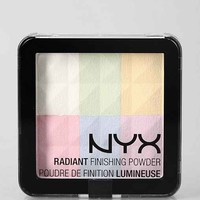 NYX Radiant Finishing Powder- Brighten One