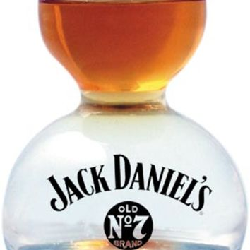 Jack Daniel's Shot Glass Double Bubble #7