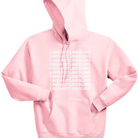 Hotline Bling Unisex Hoodie Tumblr Fashion Instagram Blogger