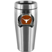 DCCKUB5 Texas Longhorns Steel Travel Mug CTMS22F